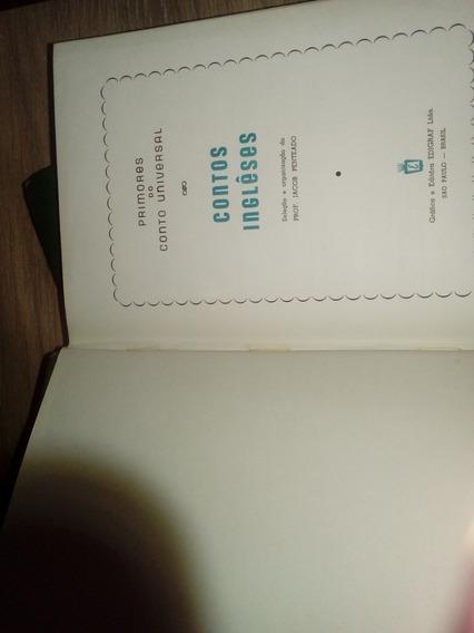 Livros Primores Do Conto Universal 5 Volumes