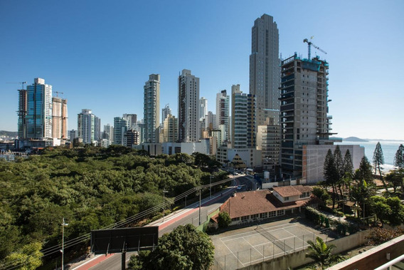 Apartamento Com 3 Quartos Para Comprar No Centro Em Balneário Camboriú/sc - 1890