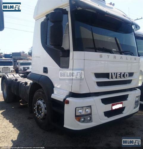 Caminhão Iveco Stralis Nr 490-s41t 2p (diesel) Ref.185872