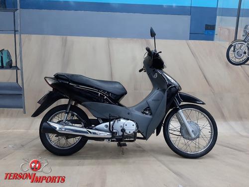 Honda Biz 125 Es 2006 Preta