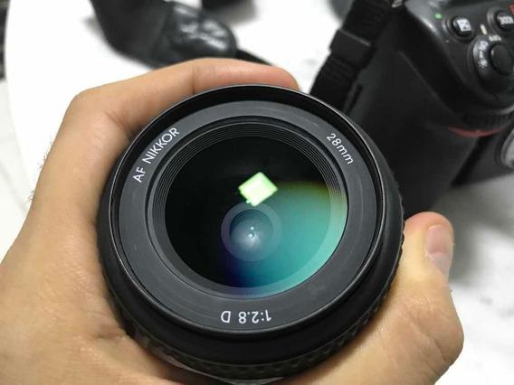 Nikon 28mm 2.8d Zerada