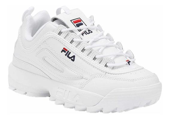 Zapatillas Fila Disruptor 2 Blancas
