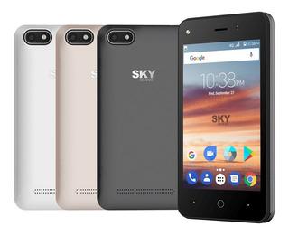 Smartphone Sky Platinum 4.0 Dual Sim , Android 6.0
