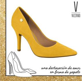 54d5264c Zapatos Mostaza - Zapatos de Mujer en Mercado Libre Argentina