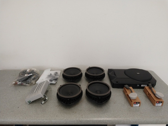 Kit Jbl Car Sound Experience - Prisma Lt/ Ltz