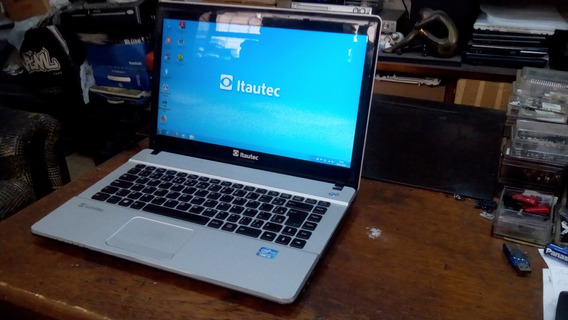 Notebook Itautec W7730 Core-i5 2.6/3.2 Ghz - 6 Gb - 500 Gb