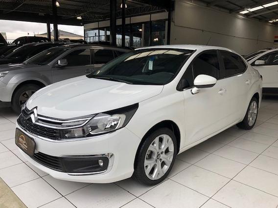Citroën C4 Lounge 1.6 Feel Thp Flex 4p Automático 2019