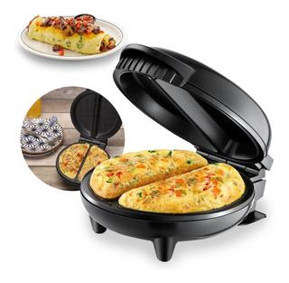 Omeleteira Elétrica Antiaderente - Gourmet Inox