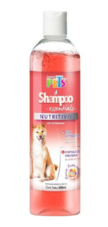 Shampoo Perro Nutritivo Essentials Fancy Pets 500ml