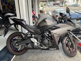 Yamaha Yzf R3 2017 Apenas 2.000 Kms Rodados!