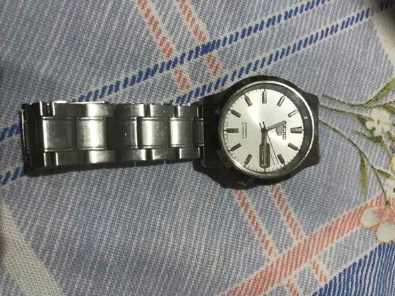 Seiko 7s26-02j0 5 Star Automatic 21 Jewels Japan