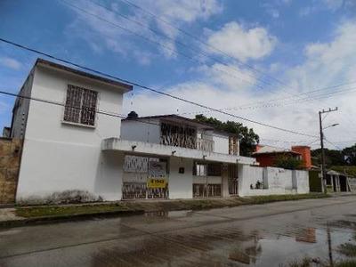 Casa En Venta, Col. Maestros, Minatitlán, Ver.