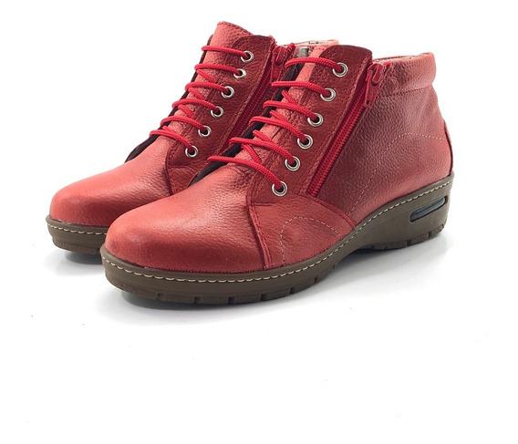 Penélope 209 Botita Cordón C/aire El Mercado De Zapatos!