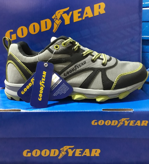 Zapatillas Goodyear Deportivas Running Local Microcentro