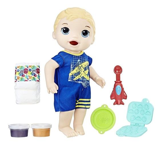 Baby Alive Super Snacks - Meu Primeiro Filho