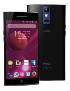 Celular X-view Zen U5+ 5 Hd Quadcore 8gb 8mp Flash 2 Sim