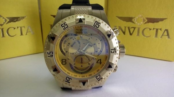 Relógio Invicta Subaqua Dourado