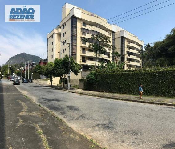 Apartamento Residencial À Venda, Alto, Teresópolis. - Ap0291