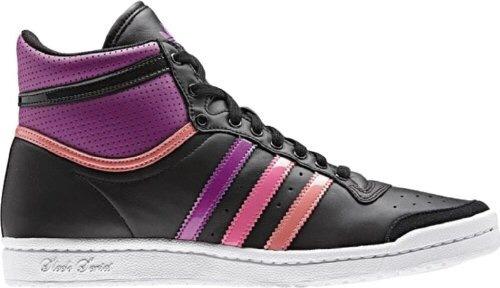 adidas Originals Hisleek Negras Con Violeta Y Rosa Impecable