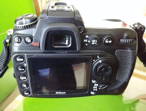 Imagem 1 de 6 de Nikon D300s + Lente 50mm + Flash Sb800
