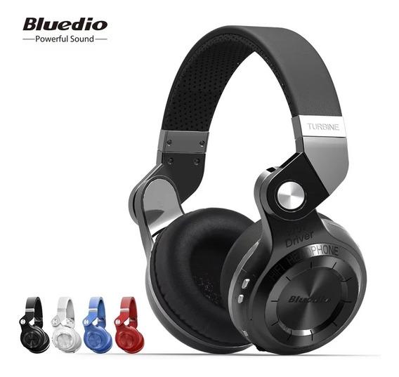 Fone Bluedio T2 Turbine Bluetooth Atende Ligações