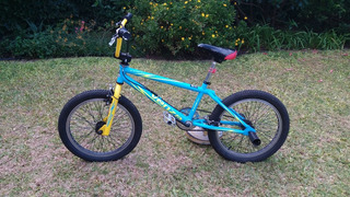 Bici Bmx Venzo Inferno Rod 20 Freestyle