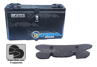 Bau Top Case Central 50l Bmw G310gs G310 Gs Alumino Naval