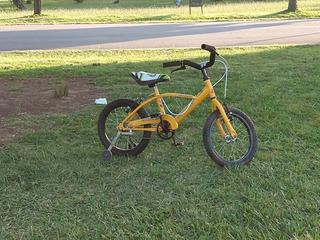 Bicicleta Para Nene Rodado 14