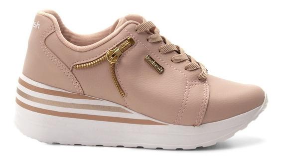 Tênis Kolosh Sneaker Anabela Feminino C 1402