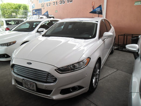 Ford Fusion 2.0 Titanium Plus L4 Qc Equipado Mt