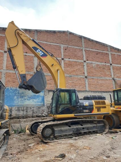 Excavadora Caterpillar 330dl