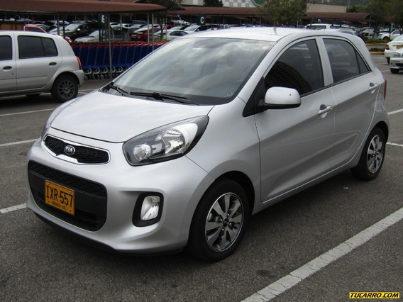 Kia Picanto Safety Pack Ex At 1250 Aa