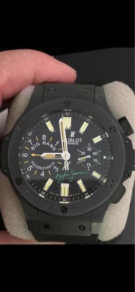 Relógio Hublot Ayrton Senna Original