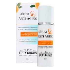 Sérum Anti-aging C+c Vitamina C Ligia Kogos Concentração