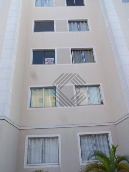 Apartamento Com 2 Dormitórios Para Alugar, 50 M² Por R$ 750,00/mês - Condomínio Parque Sicília - Votorantim/sp - Ap6387