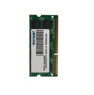 Memoria Ram Patriot Ddr3 8gb 1333mhz Para Laptop Cl9