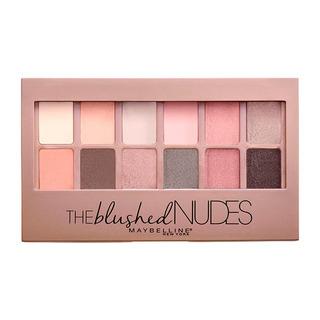Paleta De Sombras Para Ojos Blushed Nudes Maybelline