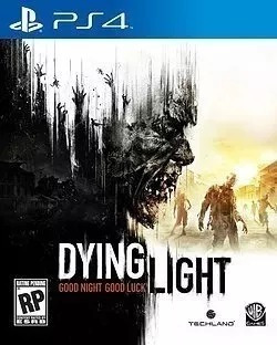 Dying Light | Ps4 1 | Promoção | Inglês Original Primaria