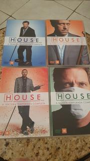 Dvd Dr House (a Serie Completa E Original)