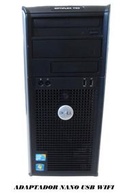 Computador Dell Optiplex 780 Core 2 Duo 4gb Ddr3 Hd 320gb