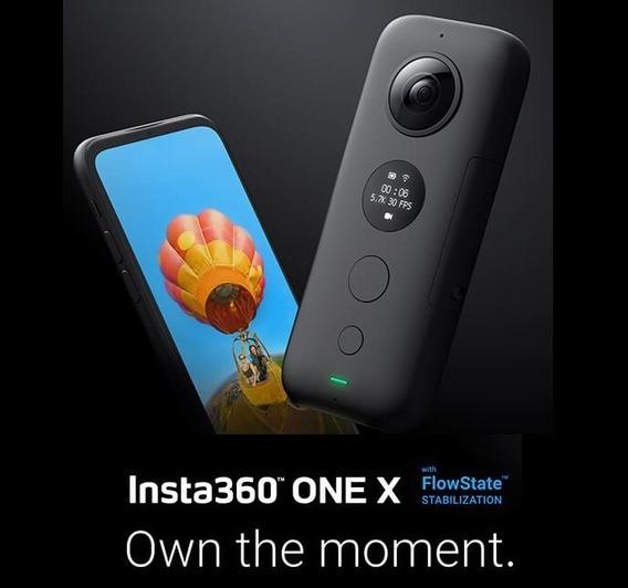 Camera Insta360 One X - Pronta Entrega + Brinde