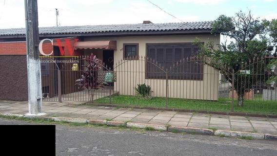 Casa / Sobrado Com 3 Dormitório(s) Localizado(a) No Bairro Parque Dos Anjos Em Gravatai / Gravatai - 365