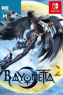 ..:: Bayonetta 2 ::.. Para Switch