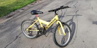 Bicicleta Mountainbike R20 / Small / 5 Velocidades / Vbrake
