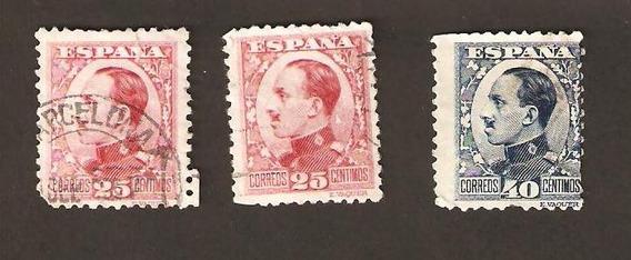 Estampilla España Alfonso Xiii 1930-1931
