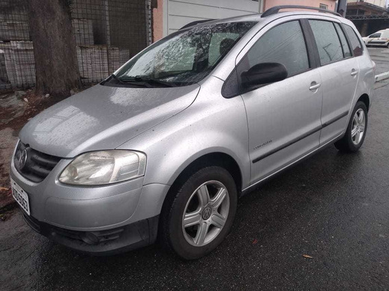 Vw Spacefox 1.6 Comfortline Total Flex 5p (br) 2007