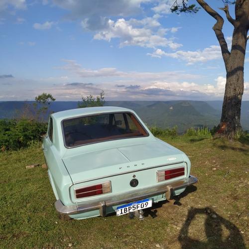 Ford /corcel 1.4 Ano 75/modelo 76/ 90% Original
