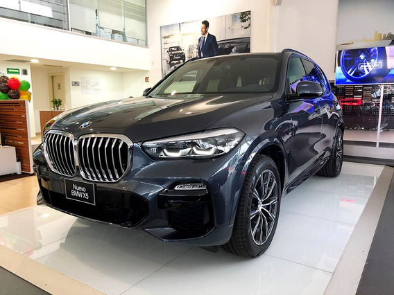 Bmw X5 Xdrive 50ia M Sport 2020, Color Artic Grey Brillant
