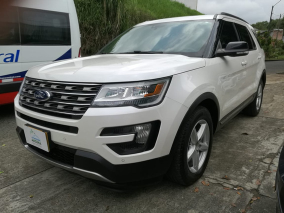 Ford Explorer Xlt 3.5 Automatico 2016 4x2 129