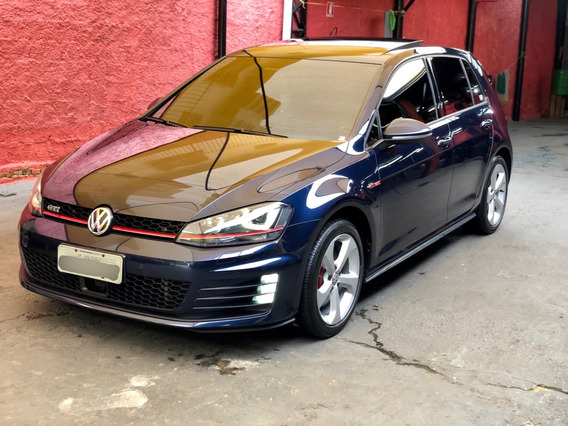 Vw Golf Gti Pacote Exclusive